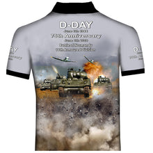 11th Armoured Division D-Day 6th June 1944 Polo Shirt