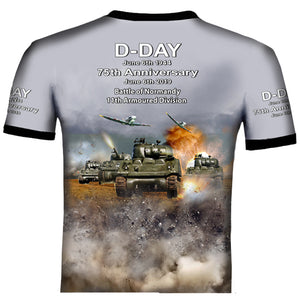 11th Armoured Division D-Day 6th June1944 T Shirt