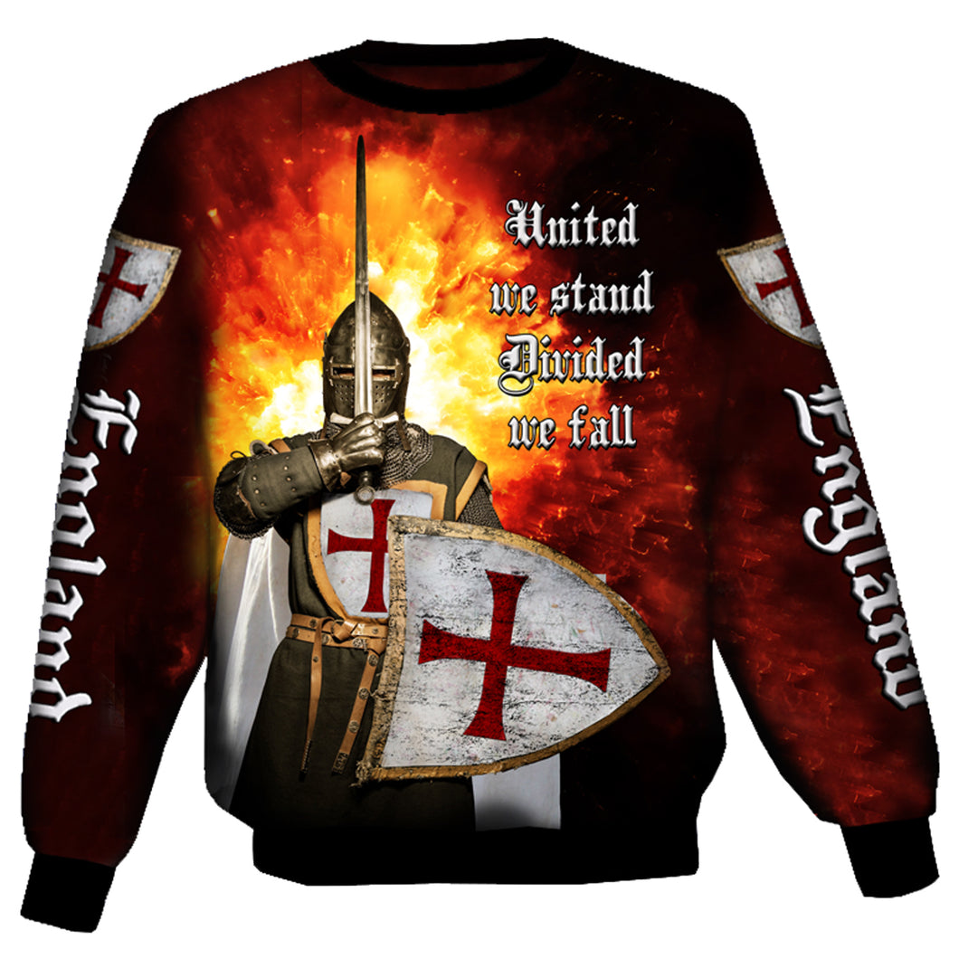 English Knight  Sweat Shirt 0B17