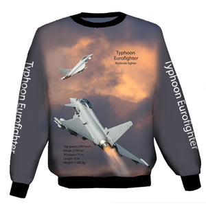 Euro Fighter Sweat Shirt