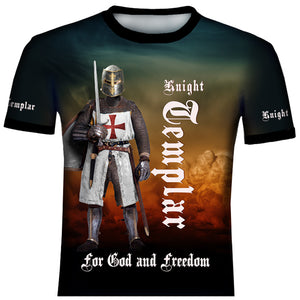 Copy of Copy of KNIGHT TEMPLAR T Shirt