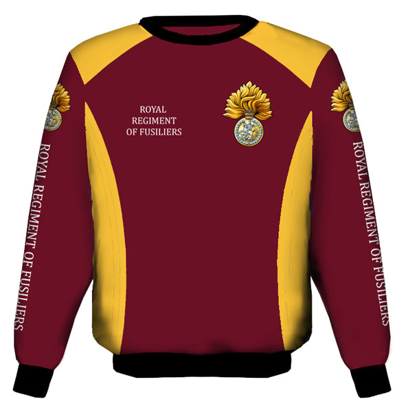 Royal Fusiliers Sweat Shirt  0M10