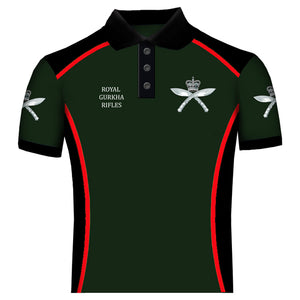 Copy of Royal Gurkha Rifles Polo Shirt