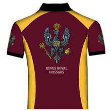 1st The Queen's Dragoon Guards Polo Shirt