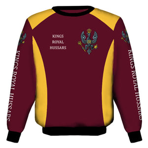 The Kings Royal Hussars  Sweat Shirt
