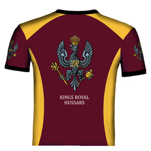 The Kings Royal Hussars  T .Shirt