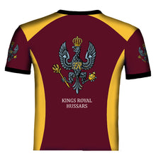 1st The Queen's Dragoon Guards T .Shirt