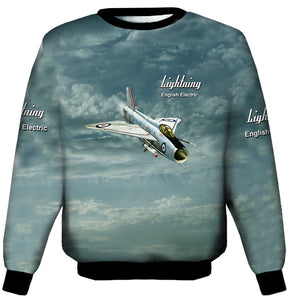 Lightning  Sweat Shirt 0A11