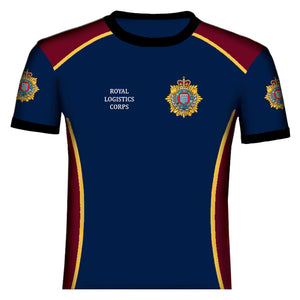 Royal Logistic Corps T .Shirt