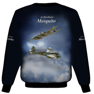 de Havilland Mosquito Sweat Shirt