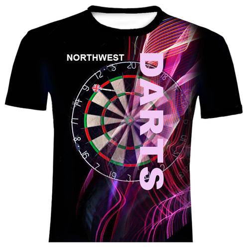 NORTH WEST DARTS T .Shirt