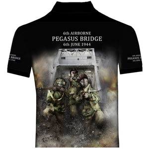Pegasus Bridge POLO SHIRT