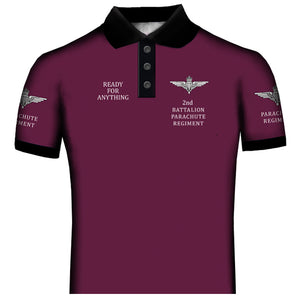 2nd Battalion The Paras Polo Shirt
