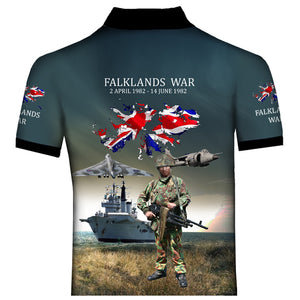 Falklands War Polo Shirt