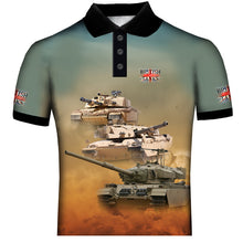 Battle Tank Polo Shirt