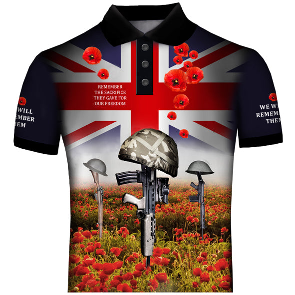 Poppy  2   Polo Shirt 0B27