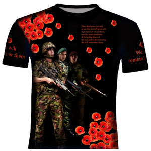 Remembrance T .Shirt 0B2