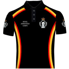 Royal Armoured Corps  Polo Shirt
