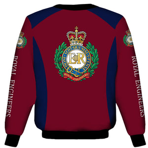 Royal Engineers Sweat Shirt 0M12