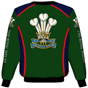 Royal Welsh Sweat Shirt