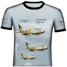 North American F-86 Sabre T Shirt