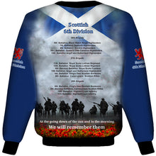9th Scottish Division Sweat Shirt