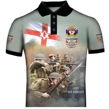 Somme 2  36th Ulster Division Polo Shirt