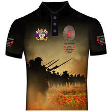 The Somme UVF  Polo Shirt