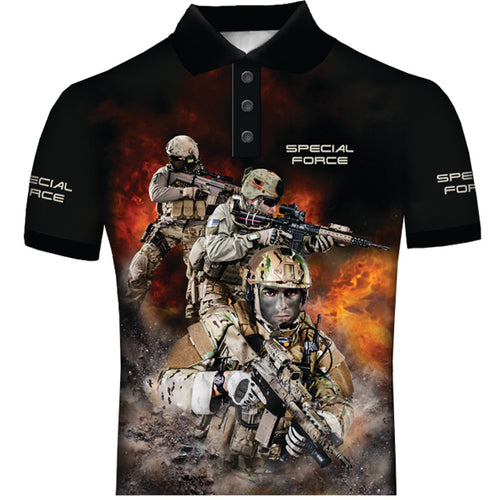 Special Forces Polo Shirt