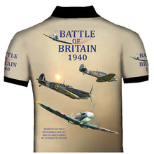 Spitfire and Hurricane Polo Shirt