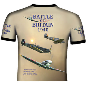 Spitfire and Hurricane  T Shirt