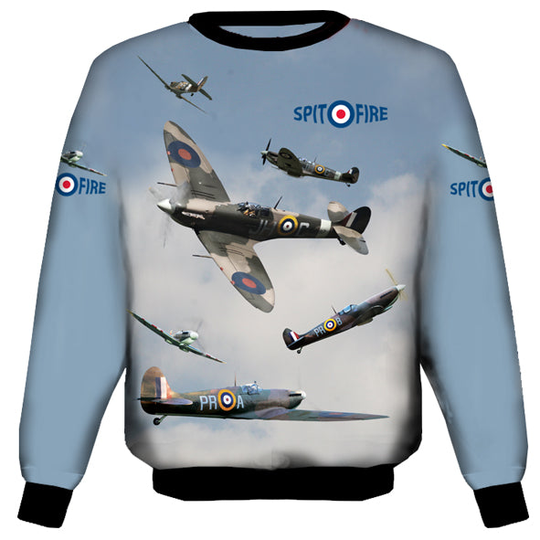 Spitfire Sweat Shirt 0A1