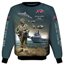 falklands War  Sweat Shirt