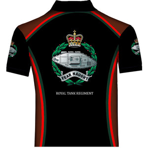 Royal Tank Regiment  Polo Shirt 0M3