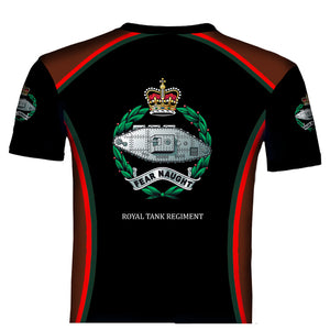 Royal Tank Regiment T .Shirt 0M3