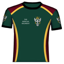 Mercian Regiment T Shirt 0M9