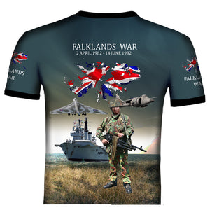 Falklands War T .Shirt