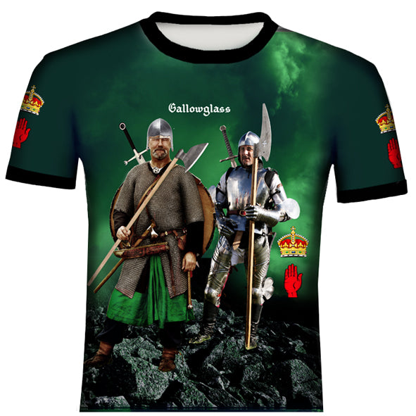 Gallowglasses  Elite Mercenary Warriors T Shirt