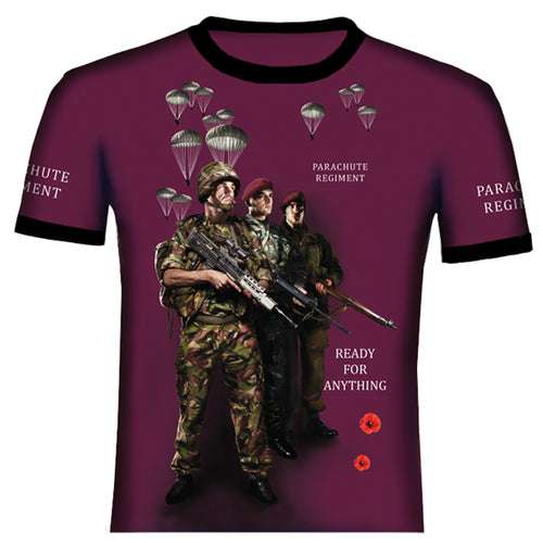 PARACHUTE REGIMENT T .Shirt