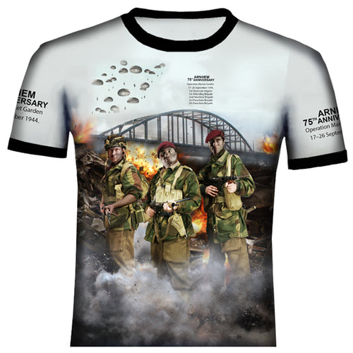 1st Airborne Division  Battle of Arnhem T .Shirt