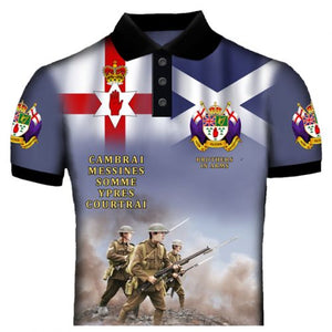 Ulster Scots   Polo Shirt