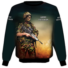 Veteran  Sweat Shirt