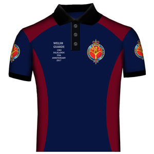 Welsh Guards Polo Shirt