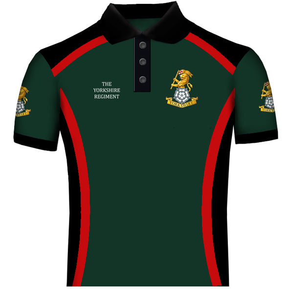 Yorkshire Regiment Polo Shirt 0M2