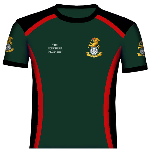 Yorkshire Regiment T Shirt 0M2