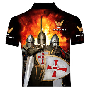 Ulster Knight  Polo Shirt