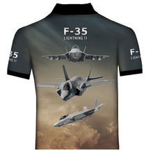 Lockheed Martin F-35 Lightning  Polo Shirt