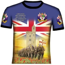 Ulster Mamorial Tower   T .Shirt