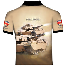 Challenger Tank Polo Shirt 0T4