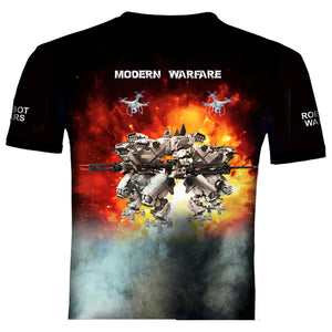 Robot Wars T .Shirt